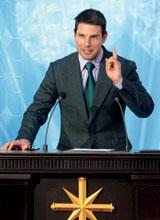 rumores dão conta de que Tom Cruise mandou construir um abrigo antiapocalipse. Seus assessores negam a história